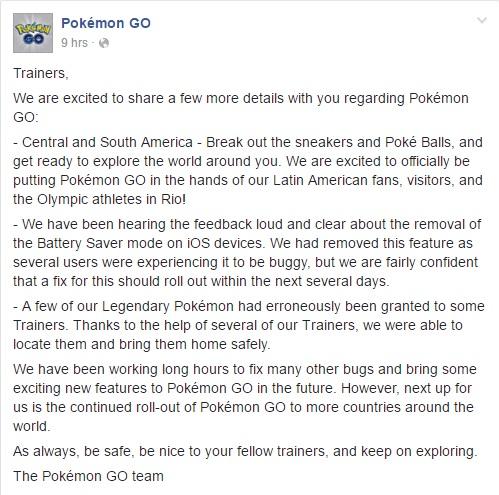 Pokemon GO scs