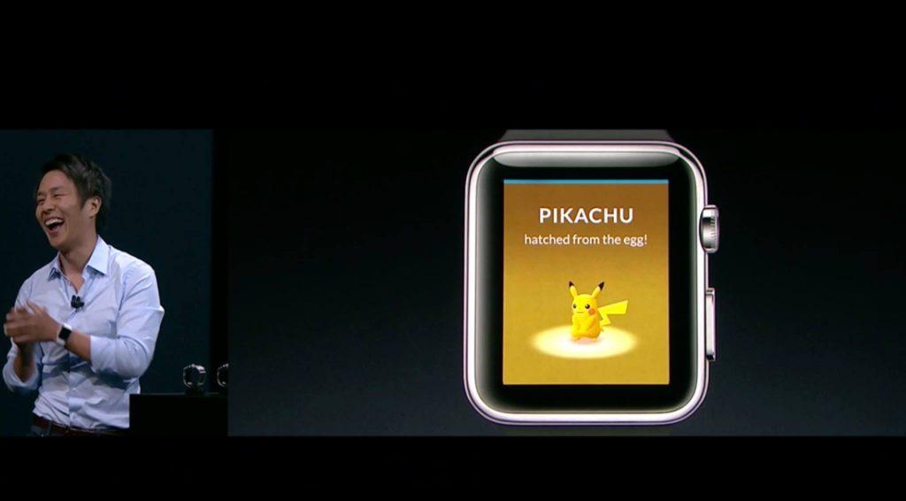 pokemon go apple watch 2
