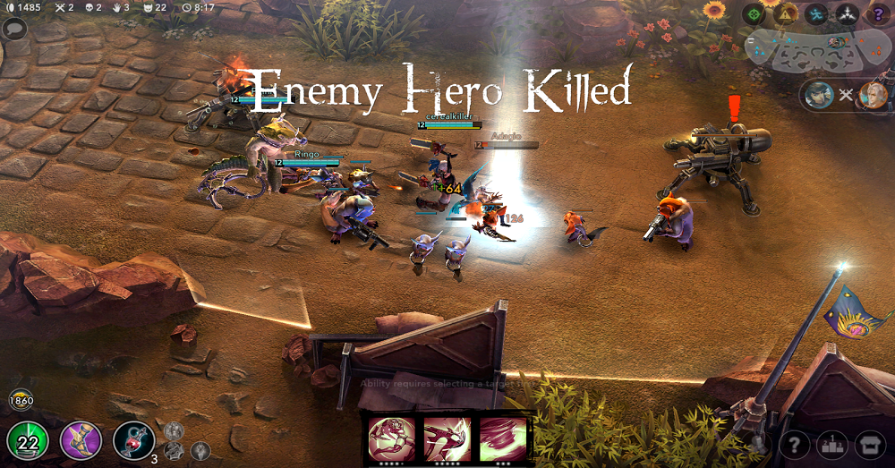 Top 5 MOBA Games on Mobile (Android ...