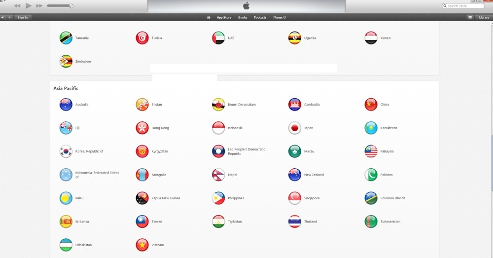 How-To: Download Apps from Foreign Appstore - GamerBraves