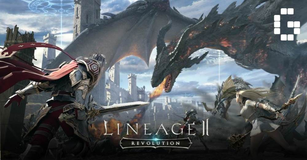 Lineage 2: Revolution is Up in Stores! - GamerBraves