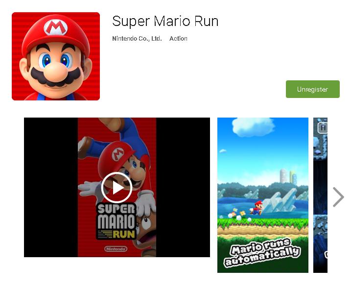 super-mario-run-google-pre-register