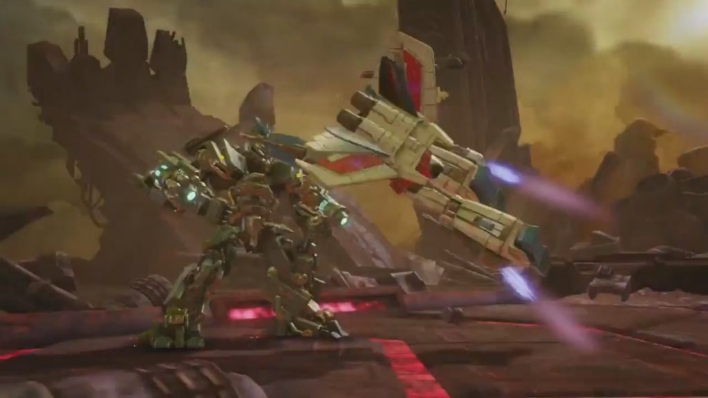 Transformers: Forged to Fight - Rolling out to Mobile